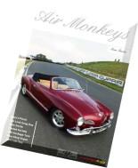 Air Monkeys - Issue 12, 2014
