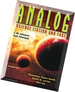 Analog Science Fiction and Fact – December 2014