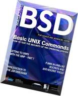 BSD Magazine - September 2014
