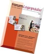 Forum Logopadie - September 2014
