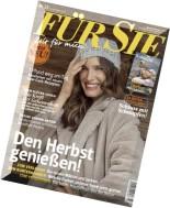 Fur Sie Magazin N 23, 13 Oktober 2014