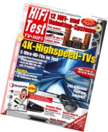 Hifi Test TV Video - HiFi + TV Testmagazin November-Dezember 2014