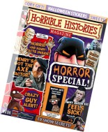 Horrible Histories Magazine - Issue 27, 2014