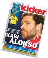 Kicker Sportmagazin 85-2014 (20.10.2014)