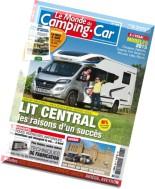 Le Monde du Camping-Car N 266 - Novembre 2014