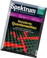 Spektrum der Wissenschaft Magazin November N 11, 2014