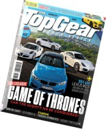 Top Gear South Africa - November 2014