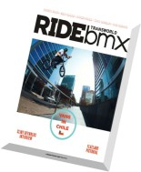 Transworld Ride BMX - August 2014
