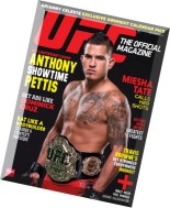 UFC The Official Magazine - October-November 2014