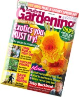 Amateur Gardening - 25 October 2014