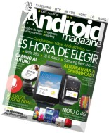 Android Magazine Spain Issue 35 2014