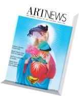 ARTnews - October 2014
