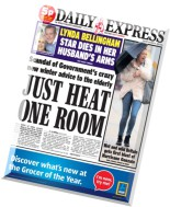 Daily Express - Tuesday, 21 October 2014