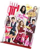 Elle Girl Russia - November 2014