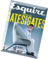 Esquire Malaysia - November 2014