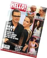 HELLO! magazine - 27 October 2014