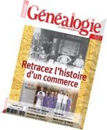 La Revue Francaise de Genealogie N 214 - Octobre-Novembre 2014