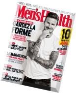 Men's Health France N 69 - Novembre 2014