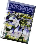 The Gardener Magazine - November 2014