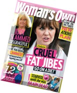Womans Own - 27 October 2014