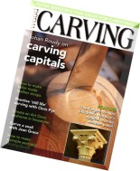 Woodcarving - November-December 2014