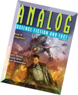 Analog Science Fiction and Fact – March 2014