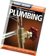 Black & Decker The Complete Guide to Plumbing, Updated 5th Edition