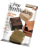 Fine Woodworking Issue 240 - May-June 2014