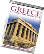Greece, Athens & The Mainland (DK Eyewitness Travel Guides) (Dorling Kindersley 2011)
