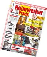 Heimwerker Praxis - November-Dezember 2014