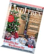 Landleben Magazin - November-Dezember 2014