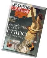 Les Cahiers de Science & Vie N 149 - Novembre 2014