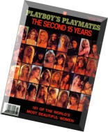 Playboy's Playmates - The Second 15 Years