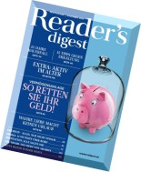 Readers Digest Germany - November N 11, 2014