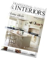 Traditional Homes & Interiors - October 2014