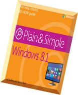 Windows 8.1 Plain and Simple