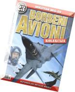 Borbeni Avioni Kolekcija 23 Mikoyan MiG-29