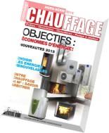 Cuisines & Bains Le Guide Chauffages et Cheminees N 17, 2015
