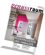 genussraum - Magazin August-September-Oktober 03, 2014