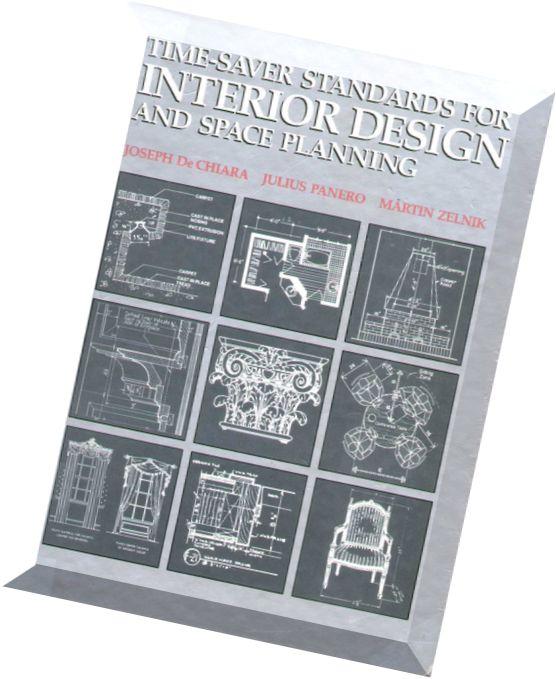 Download Joseph De Chiara Time Saver Standards For Interior Design Planning Pdf Magazine