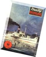 Maly Modelarz (1975-11) - Statek rzeczny Krakus