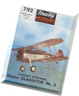 Maly Modelarz (1992-07) - Samolot Gloster Gladiator Mk-II