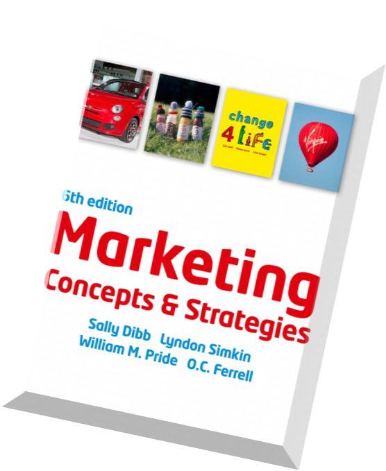 the marketing book 6th edition pdf