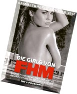The Girls of FHM Germany - Spring 2010
