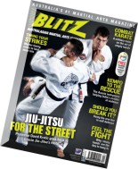 Blitz Martial Arts Magazine - November 2014
