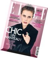 Elle France N 3591 - 24 au 30 Octobre 2014