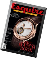 Esquire Singapore - Ultimate Watch Guide 2014
