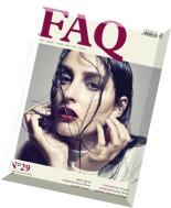 FAQ Magazine N 29 - October-November 2014