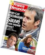 France Dimanche N 3556 - 24 au 30 Octobre 2014