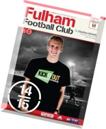 Fulham FC Fulham vs Charlton Athletic - 24 October 2014